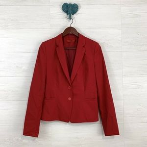 Hugo Boss Jackets & Coats - HUGO Boss Abrielle Virgin Wool Blend Blazer